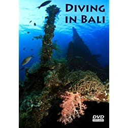 Diving in Bali
