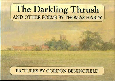 "an analysis of a poem the darkling trush by thomas hardy ""the darkling thrush"" – thomas hardy  thomas hardy effectively achieves poetic unity in ""the darkling thrush"" after analyzing the poem from a."