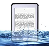Redpepper Kindle Paperwhite Case Cover Waterproof Dirtproof Snowproof Shockproof Box Hard Tablet Shell for Amazon Kindle Paperwhite eReader (White)