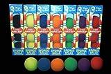 2 4 Super Soft Sponge Balls Black Magic Trick