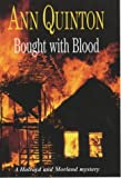 img - for Bought with Blood (Severn House Large Print) book / textbook / text book