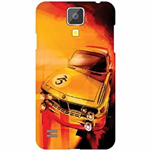 Printland Phone Cover For Samsung I9500 Galaxy S4