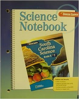 Glencoe mcgraw hill science book 6th grade