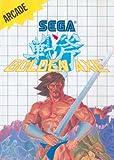 Golden axe - Master System - PAL