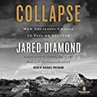 Collapse: How Societies Choose to Fail or Succeed Hörbuch von Jared Diamond Gesprochen von: Michael Prichard