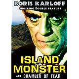 Island Monster/Chamber of Fear ~ Boris Karloff
