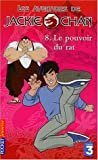 img - for Les aventures de Jackie Chan, Tome 8 : Le pouvoir du rat book / textbook / text book