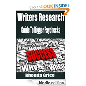 Writers Research Guide To Bigger Paychecks eBook