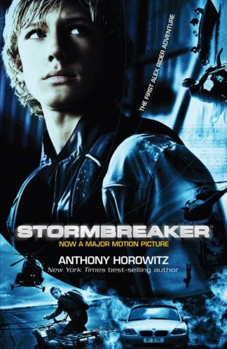 Alex Rider: Stormbreaker tie-in novel (Alex Rider Movie)