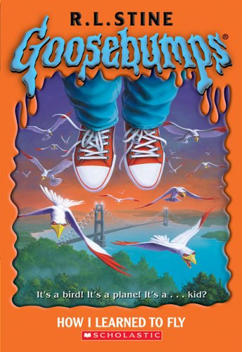 Goosebumps #52: How I Learned To Fly