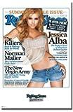 JESSICA ALBA POSTER Hot Sexy Rolling Stone Cover RARE