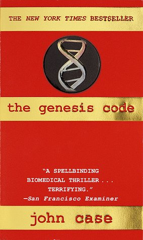 Image for The Genesis Code