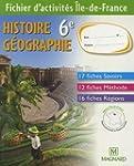 Histoire G�ographie 6e : Fichier d'ac...