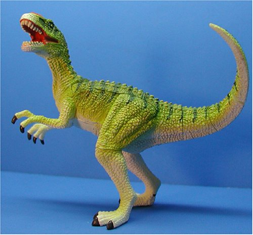 古代王者恐竜キング パズルフィギュア ネオヴェナトル