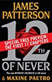 12th of Never -- Free Preview -- The First 17 Chapters (Womens Murder Club)