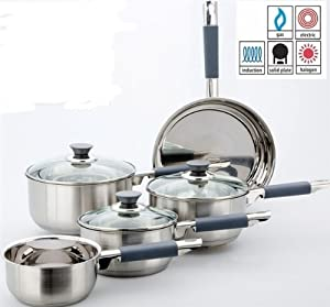 Hell 39 S Kitchen Neptune 5 Piece Pan Set Kitchen Home