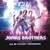 Jonas Brothers, Music from the 3D concert experience : Soundtrack