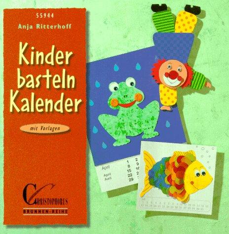 Brunnen-Reihe, Kinder Basteln Kalender: Amazon.de: Anja ...