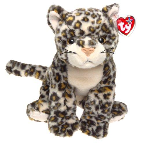 TY Beanie Buddy - SNEAKY the Leopard - 1