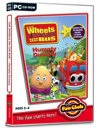 PC Fun Club: Wheels on the Bus - Humpty Dumpty (PC), PC