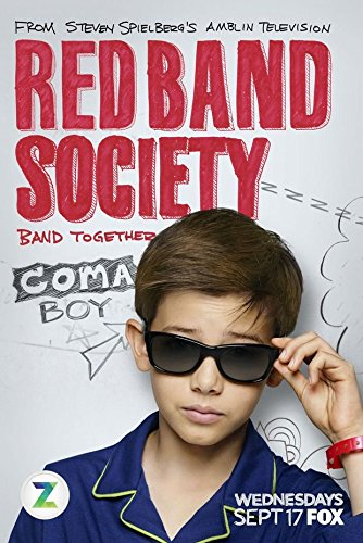Red Band Society Season 1 017 Waterproof Plastic Poster Great Gift Outdoor Garden Bathroom (The Red Band Society compare prices)