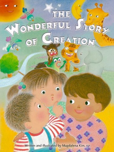 The Wonderful Story of Creation (Kids Bestsellers)