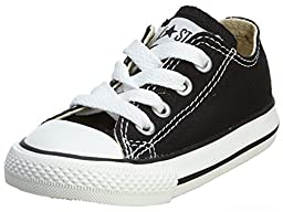 Converse Inf C/T A/S Ox Style: 7J235-Black Size: 10
