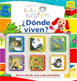 img - for Baby Einstein: Donde viven?: Baby Einstein: Animal Match (Spanish Edition) book / textbook / text book