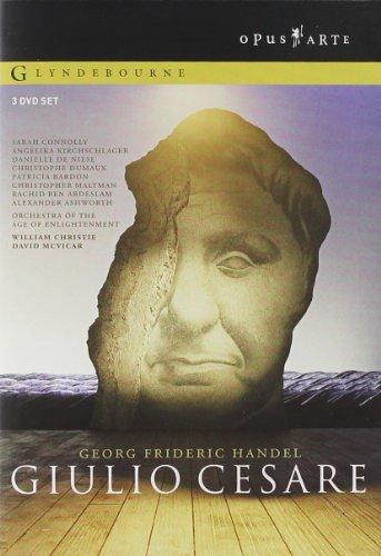 Giulio Cesare - Handel (Glyndebourne Festival) [DVD] [2006]