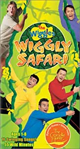 Wiggles, the:Wiggly Safari