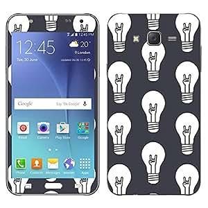 Theskinmantra Bulb Positive SKIN for Samsung Galaxy J7