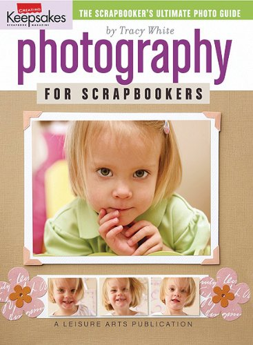Leisure Arts Photography For Scrapbookers front-1016203