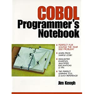 Cobol Programmer&#39;s Notebook