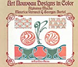 Art Nouveau Designs in Color (0486228851) by Alphonse Mucha