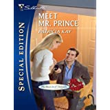 Meet Mr. Prince (The Hunt for Cinderella Book 8) ~ Patricia Kay