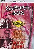 echange, troc Samurai Box  [3 DVDs] [Import allemand]