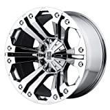 XD Series Monster (Series XD778) Chrome - 20 x 9 Inch Wheel