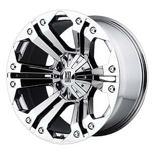 """XD-Series 778 Monster Chrome Wheel (24x10""""/6x135mm)"""