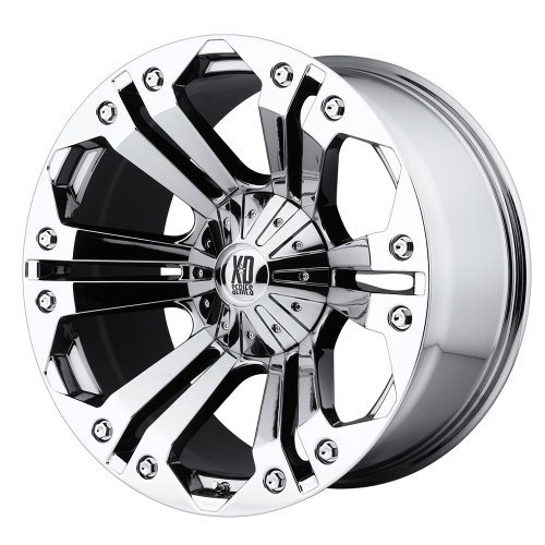 XD Series Monster (Series XD778) Chrome - 20 