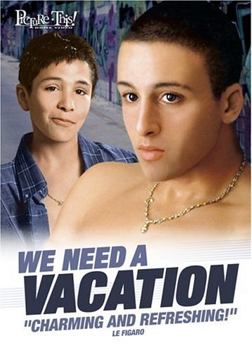Cover art for  We Need a Vacation