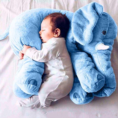 CHICVITA-Elephant-Stuffed-Plush-Pillow-Pals-Cushion-Plush-Toy