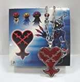 Kingdom Hearts: Red Heartless Necklace