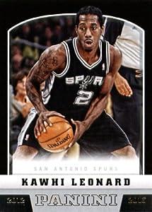 2012  13 Panini Basketball Rookie Card #216 Kawhi Leonard San Antonio Spurs by Panini+Basketball