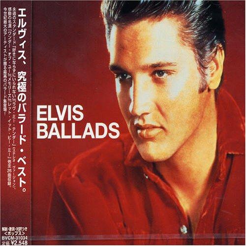 Ballads-Elvis-Presley-Audio-CD
