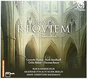 Bach: Missa da Requiem / Miserere B-Dur