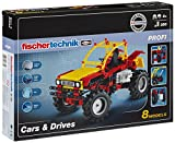 Fischertechnik Cars and Drives Building Kit