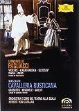 マスカーニ:歌劇《カヴァレリア・ルスティカーナ》/レオンカヴァルロ:歌劇《道化師》 [DVD]