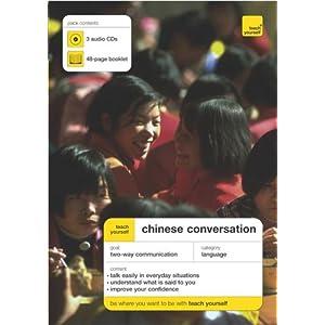 Teach Yourself Mandarin Chinese Conversation - Elizabeth Scurfield