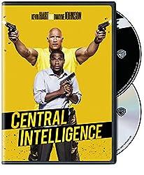 Central Intelligence (DVD)
