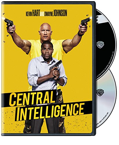 Central Intelligence (DVD) (Central Seller compare prices)